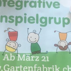 Integrative Spielgruppe Gartenfabrik